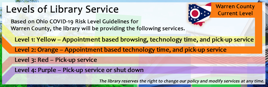 Levels of Library Service - Orange